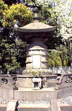 徳川将軍墓所(徳川家継)
